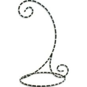 Coton Colours Ornament Stand, Black and White
