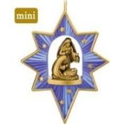 Birth of A Saviour 2010 Hallmark Miniature Ornament