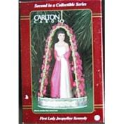 AGC Inc. Carlton Cards Christmas Ornament - First Lady Jacqueline Kennedy 1999 CXOR-070A