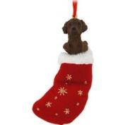 E&s Pets ES Pets Orn221-22 Santas Little Pals Christmas Ornament