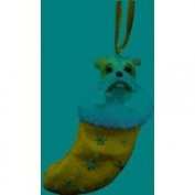 E&s Pets Bulldog Stocking Ornament