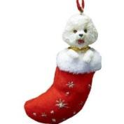 E&s Pets ES Pets Orn221-4 Santa's Little Pals Christmas Ornaments