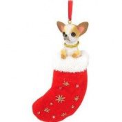 E&s Pets ES Pets Orn221-10 Santa's Little Pals Christmas Ornaments