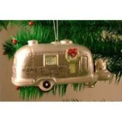 Cape Shore Airstream RV Camper Trailer Camp Christmas Ornament