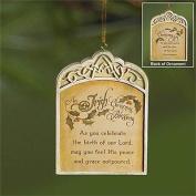 Abbey Press 40279T Christmas Joy Ornament