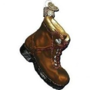 Old World Christmas Hiking Boot Ornament