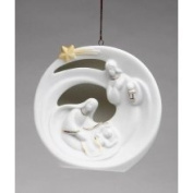 Appletree Design Holy Family Ornament