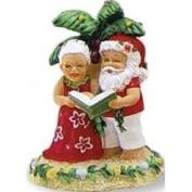 Buns of Maui Hawaiian Christmas Ornament Carolling Clauses
