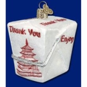 Old World Christmas Chinese Take-Out Ornament