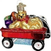 Old World Christmas Toy Waggon Ornament