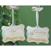 Christmas Is a Journey Ornament