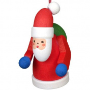 Christian Ulbricht Santa Tree and Present Ornament
