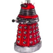 Doctor Who 12.7cm Red Dalek DRONE Ornament