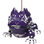 Memory Company Texas Christian Horned Frogs NCAA Mascot Tree Ornament