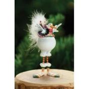 Patience Brewster Mini Bernie Snowbird Ornament