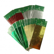 Club Pack of 1206 Foil Gift and Envelope Seals 1.317.5cm