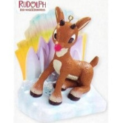 Carlton Cards Heirloom Rudolph The Red-Nosed Reindeer Christmas Orname