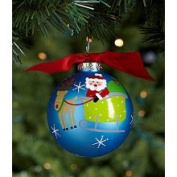 Coton Colours Santa Claus Is Coming to Town Ornament