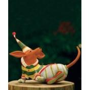 Patience Brewster Dachshund Ornament