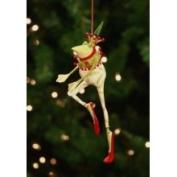 Patience Brewster Krinkles Krinkles Dancing Frog Ornament Patience Brewster