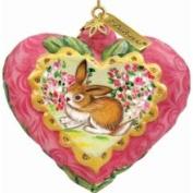 G.debrekht 622551 Rabbit Ornament 2.5