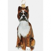 Joy to The World Collectibles 'Boxer' Ornament Brown