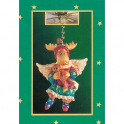 Club Pack of 144 Christmas Moose Ceiling Light Fan Pulls Loi 7444