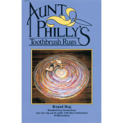 Aunt Philly's Toothbrush Rugs Round Rug