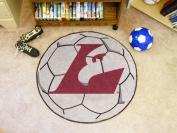 Fanmats - 00547 - University of Wisconsin-La Crosse Soccer Ball Rug