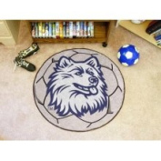 Fanmats 4402 COL - 27 in. diameter - University of Connecticut Soccer Ball