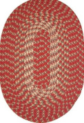 Robin Rug H0325 - Hometown - 50.8cm x 76.2cm  - Colonial Red