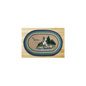 Capitol Importing 65-311BH Bass Harbor - 20 in. x 30 in. Oval Patch