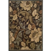 Sphinx - Sterling 1279E 1'25.4cm x 2'25.4cm Rectangular Brown / Beige Area Rug