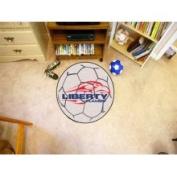 Fanmats 2740 COL - 27 in. diameter - Liberty University Soccer Ball