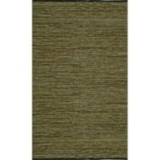 Geoloom - Matador LCD-21 4' x 6' Rectangular Green Area Rug