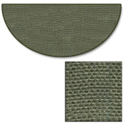 Goods of The Woods 10967 27 x 48 Sage Green Guardian Hearth Rug 109