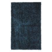 Jaipur Rugs - Flux 2' x 3' Rectangular Teal Blue Area Rug