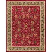 Loloi Rugs Stanley Red/Charcoal Rug Rug Size