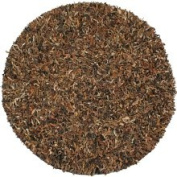St. Croix Pelle Leather Brown Rug Rug Size