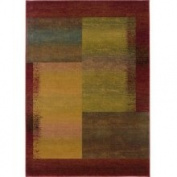 Classic Rugs Luna II Collection Woven Rug (#1092w) 2'7.6cm x 7'6