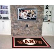 Fanmats 07082 Mlb - San Francisco Giants 5 X 8 Rug
