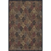 Shaw - Woven Expressions Gold Regent 3'27.9cm x 5'7.6cm Rectangular Multi (10440) Area Rug