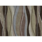 Loloi Rugs Peck Olive/Brown Rug Rug Size