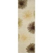 Safavieh Soho Contemporary Hand Tufted Beige Rug - SOH712A-214