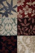 TayseRugs King Multi Collage Rug Rug Size