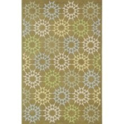 Martha Stewart Rugs Floral Block Quilt Pebble Grey Rug Rug Size