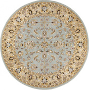 8' x 11' Waterford Sea Foam Rectangle Hand Tufted Rug