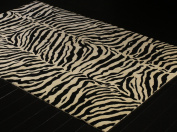 Bashian GREENWICH HG241 Collection Hand Tufted Wool & Viscose Area Rug, 2.4m x 2.4m, Black