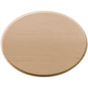 Walnut Hollow Wood Plaque Basswood Oval 20cm x 25cm