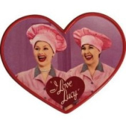 I Love Lucy Chocolate Factory Ceramic Photo Plaque